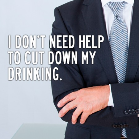 Ways to cut down your drinking, HAGA, action on alcohol