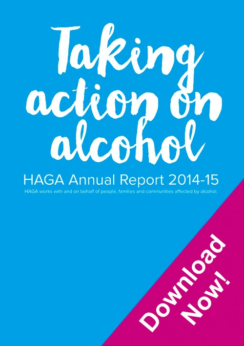 HAGA Annual Report 2014 - 2015