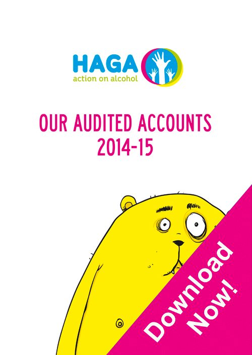 HAGA Audited Accounts 2014 - 2015