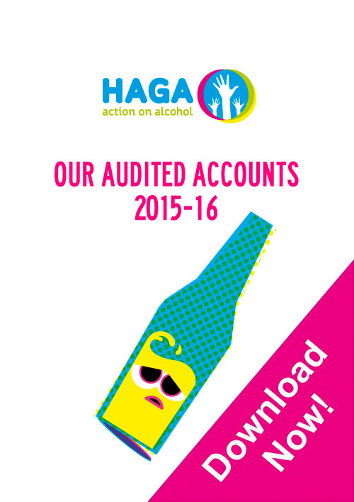 HAGA Audited Accounts 2015 - 2016
